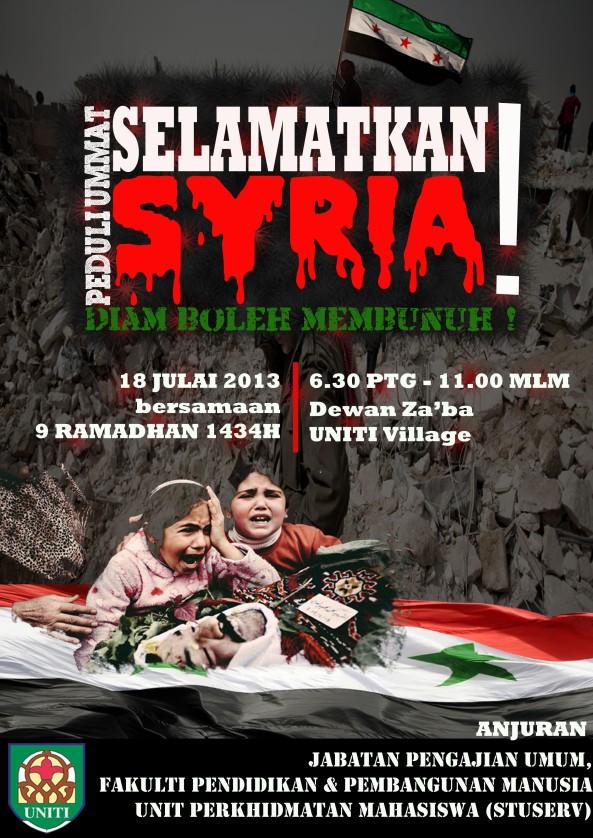 poster syria saiz A4